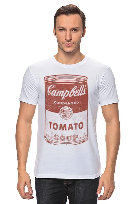 Printio Банка с супом кэмпбелл детская футболка классическая унисекс printio банка с супом кэмпбелл