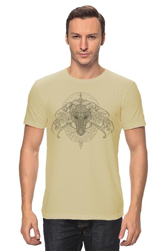 Футболка классическая Printio Тотем дракон футболка для беременных printio олень тотем