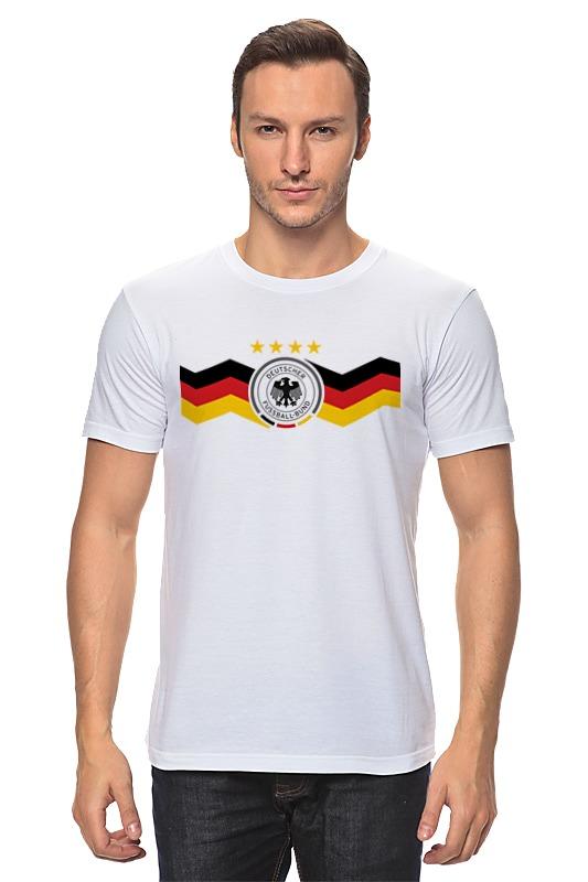 Футболка классическая Printio Сборная германии детская футболка классическая унисекс printio сборная германии