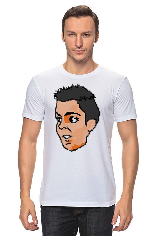 Printio Криштиану роналду (футболист) футболка классическая printio криштиану роналду