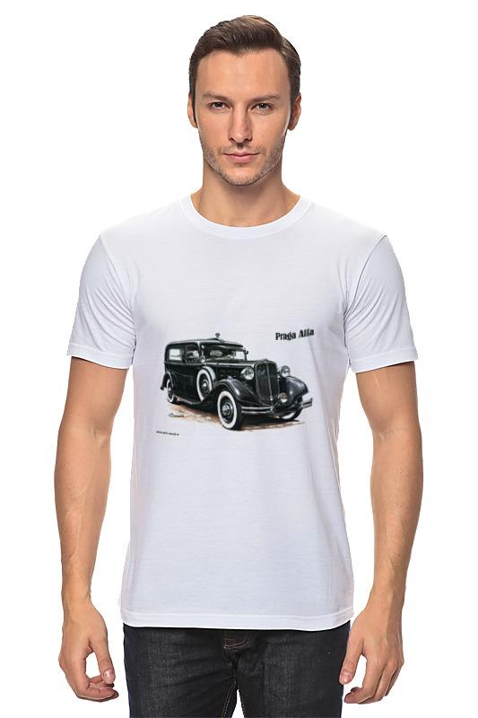Фото - Футболка классическая Printio Ретроавтомобили 3 футболка классическая printio ретроавтомобили 3