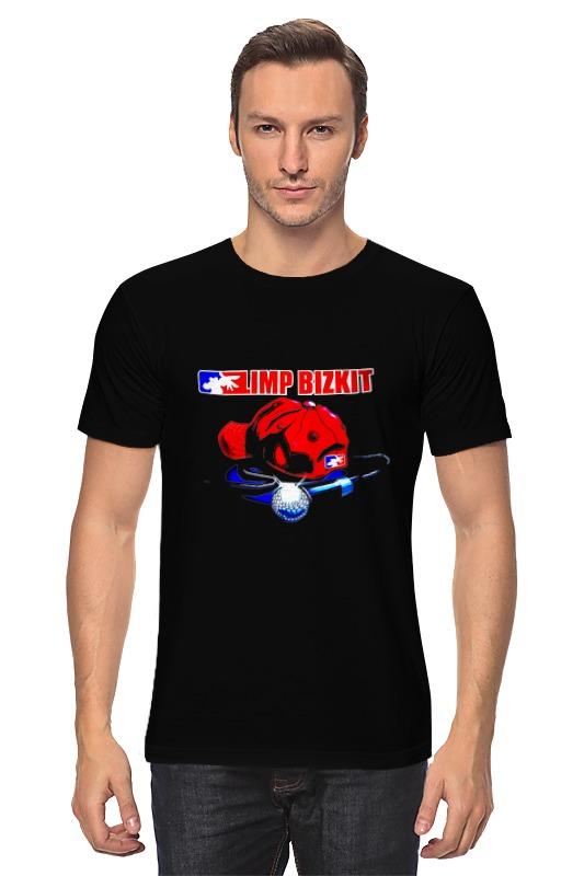 Футболка классическая Printio Limp bizkit футболка wearcraft premium printio limp bizkit