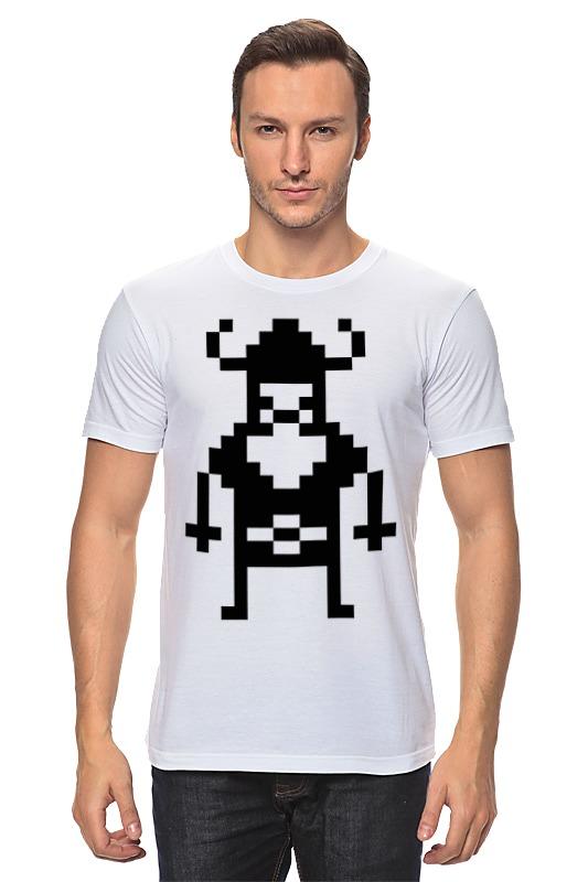 Футболка классическая Printio Викинг футболка классическая printio кот викинг