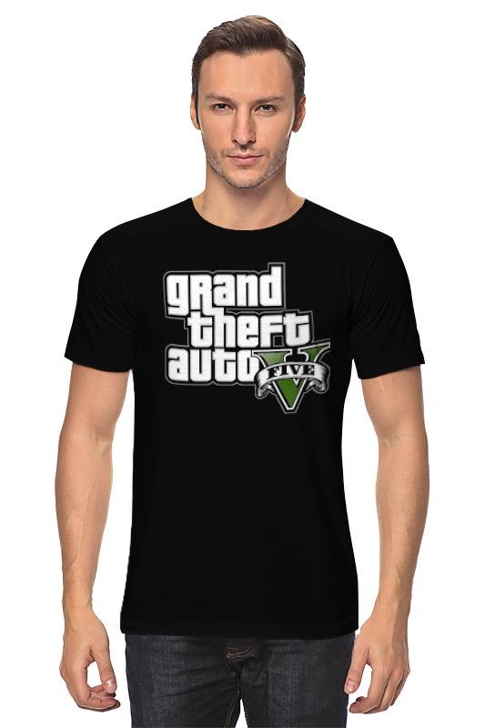 Футболка классическая Printio Grand theft auto футболка классическая printio grand theft auto 5