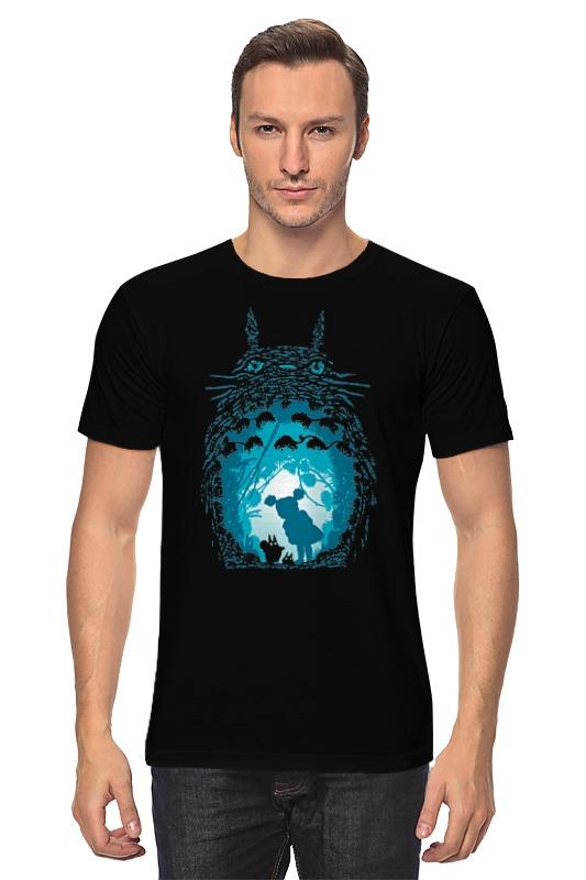 Футболка классическая Printio Лесные духи футболка классическая printio лесные духи