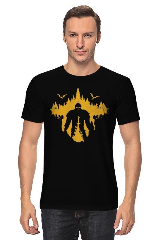 Футболка классическая Printio Dark souls футболка dark souls