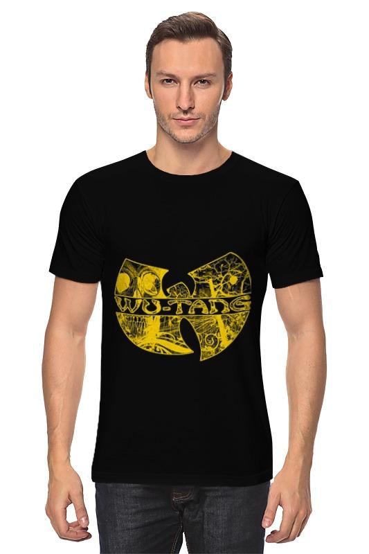 Футболка классическая Printio Свитшот wu tang clan цена и фото