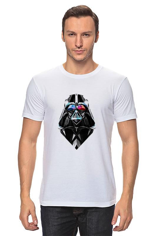 Футболка классическая Printio Дарт вейдер звездные войны футболка классическая printio лего звездные войны