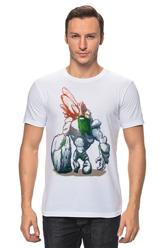 Футболка классическая Printio Tiny dota 2 футболка классическая printio 62 2% в саратове