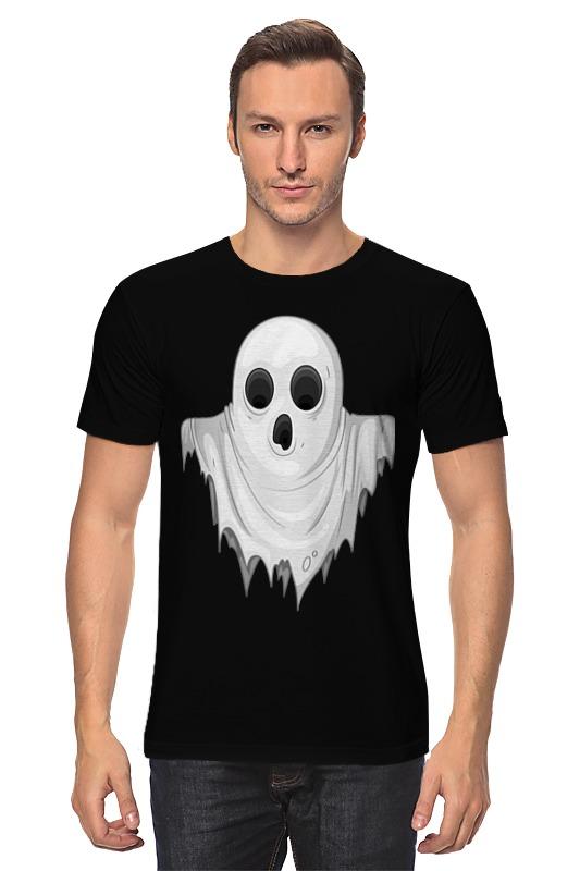 Футболка классическая Printio Ghost ghost ghost meliora