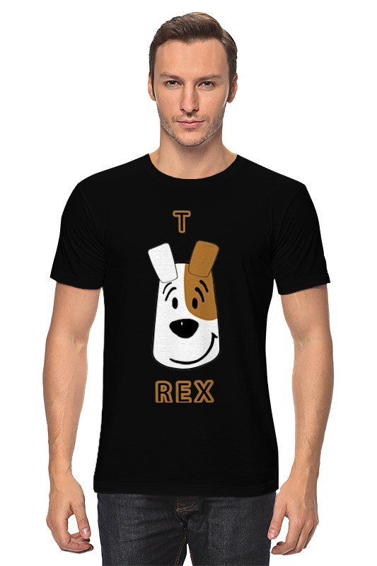 цена на Printio T-rex