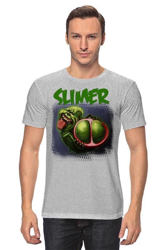 Футболка классическая Printio Ghost busters футболка классическая printio ghost