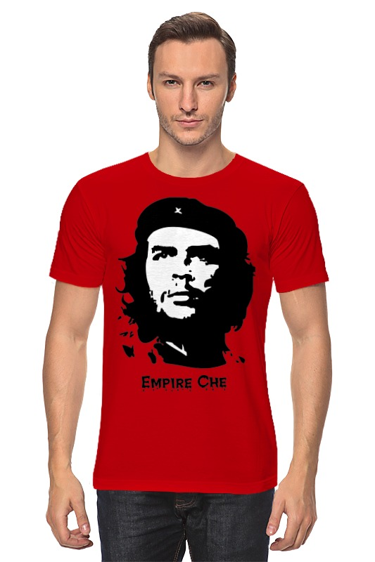 Футболка классическая Printio Empire che футболка wearcraft premium printio empire che