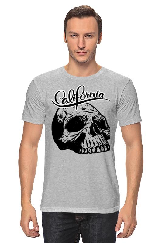 купить Футболка классическая Printio California дешево