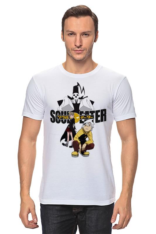 Футболка классическая Printio Soul eater футболка wearcraft premium printio soul eater