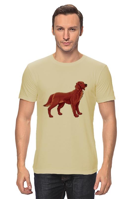 Футболка классическая Printio Спаниель английский спаниель щенки в чебоксарах