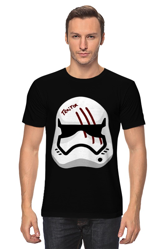 Футболка классическая Printio Звездные войны ( star wars ) футболка классическая printio r2 d2 star wars