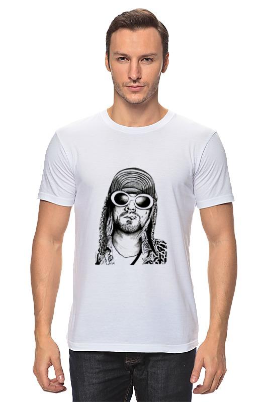 Футболка классическая Printio Kurt cobain футболка классическая printio kurt cobain