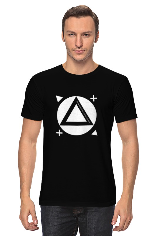 Футболка классическая Printio Tracker t-shirt