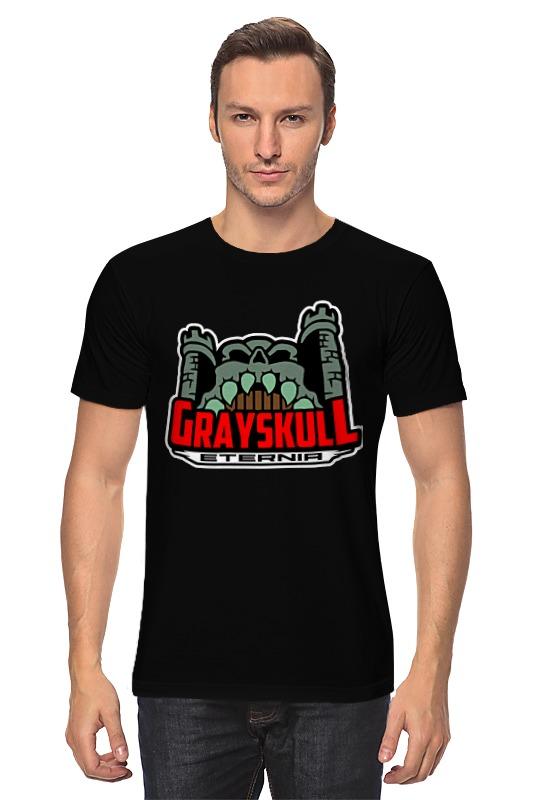 Футболка классическая Printio Castle grayskull цена