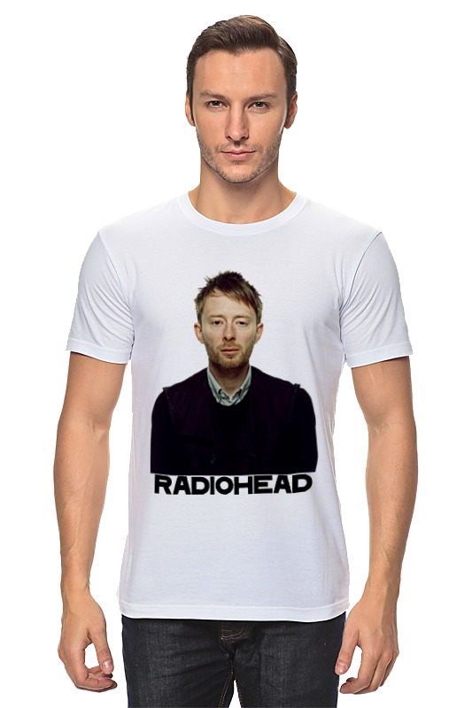 лучшая цена Printio Radiohead