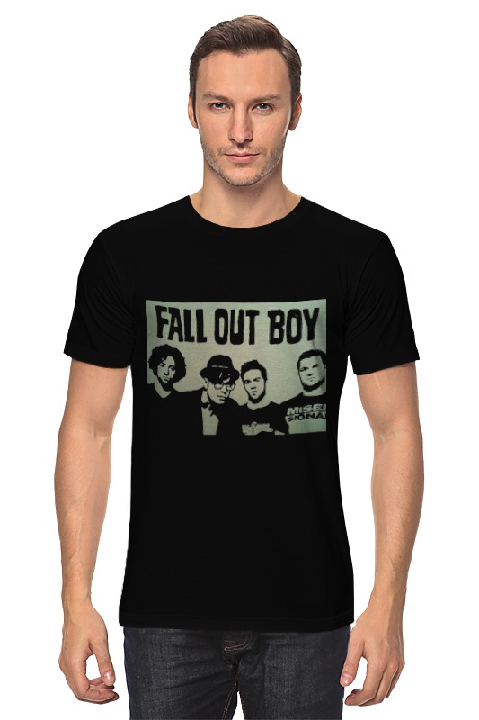 Футболка классическая Printio Fall out boy худи print bar fall out boy