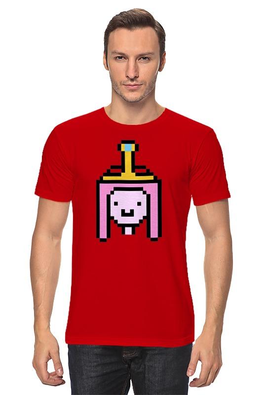 Футболка классическая Printio Принцесса бубльгум футболка классическая printio пламенная принцесса время приключений