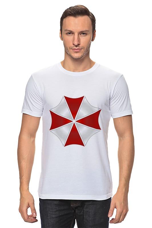 Футболка классическая Printio Umbrella corporation футболка классическая printio игровая приставка денди