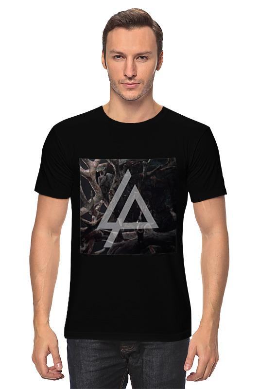 Футболка классическая Printio Linkin park цены онлайн