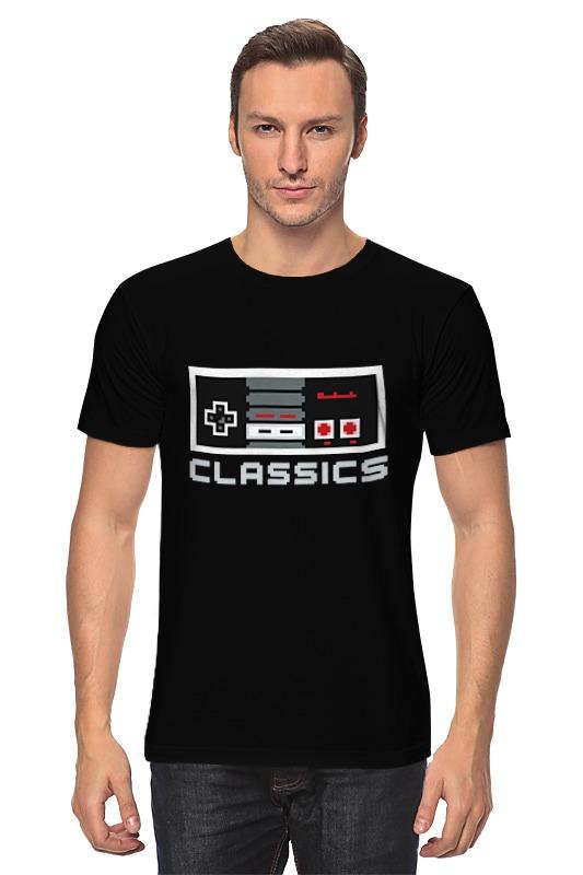 Футболка классическая Printio Nintendo геймпад nintendo switch pro controller