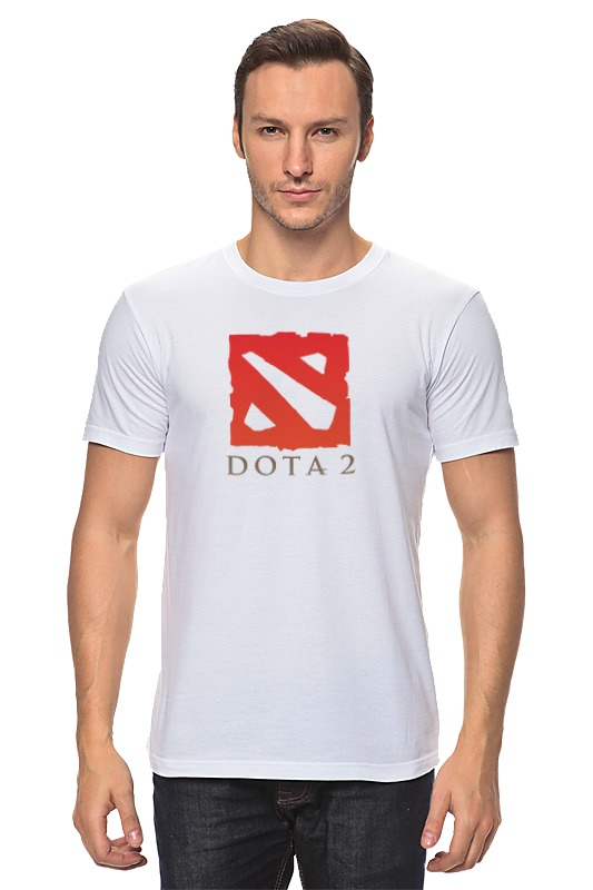 Футболка классическая Printio Dota 2 футболка классическая printio классическая футболка dota 2