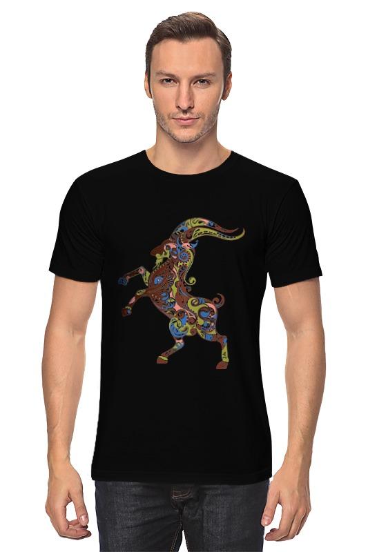 Футболка классическая Printio Козел футболка wearcraft premium printio козел