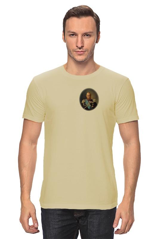 Футболка классическая Printio путин-царь футболка классическая printio царь просто царь