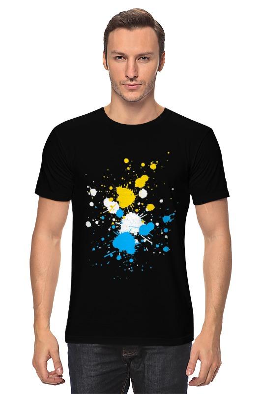 Футболка классическая Printio Пачкуля детская футболка классическая унисекс printio пачкуля