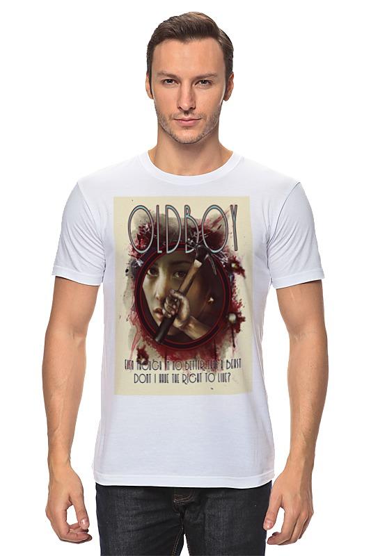 Футболка классическая Printio Олдбой футболка классическая printio олдбой oldboy old boy
