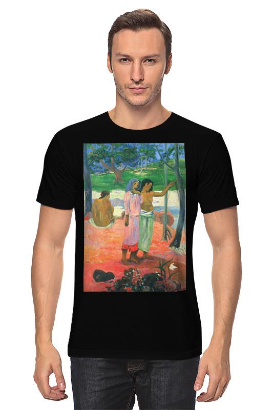 Printio Зов (the call) (поль гоген) футболка с полной запечаткой printio зов поль гоген