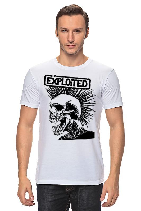 Футболка классическая Printio The exploited the exploited the exploited apocalypse tour 1981 limited edition lp