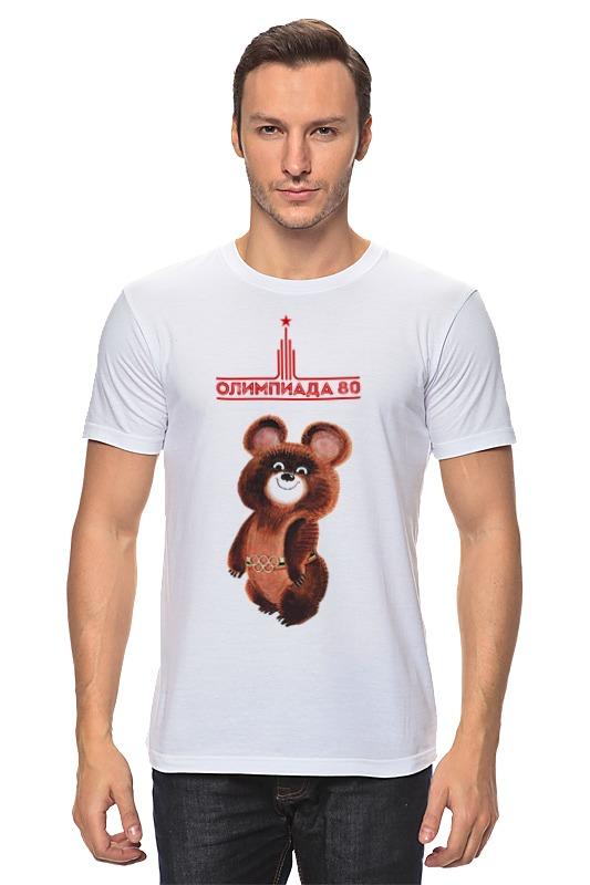 Printio Олимпийский мишка цена в Москве и Питере