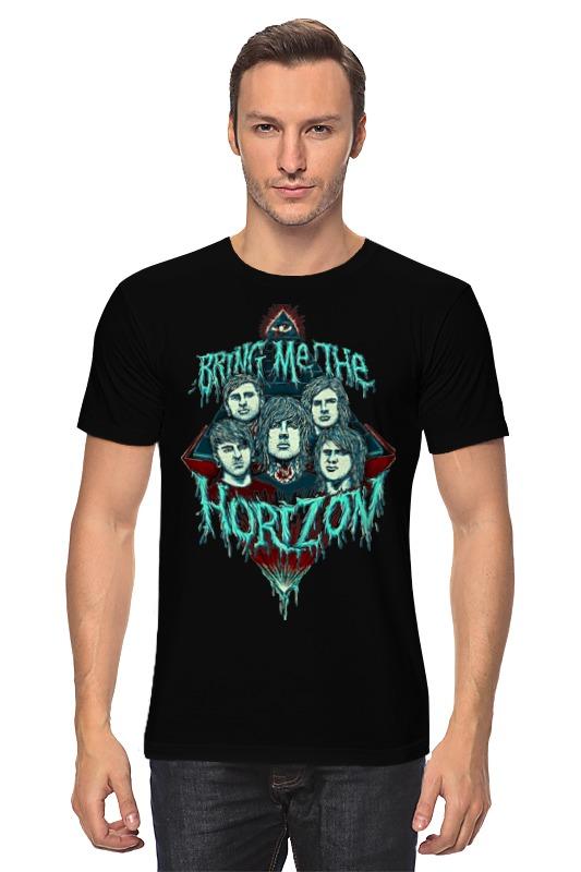 Футболка классическая Printio Bring me the horizon футболка классическая printio bring me the horizon молитва