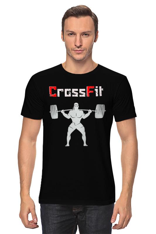 Футболка классическая Printio Crossfit