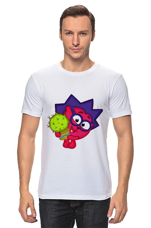 Футболка классическая Printio Смешарики футболка классическая printio смешарики