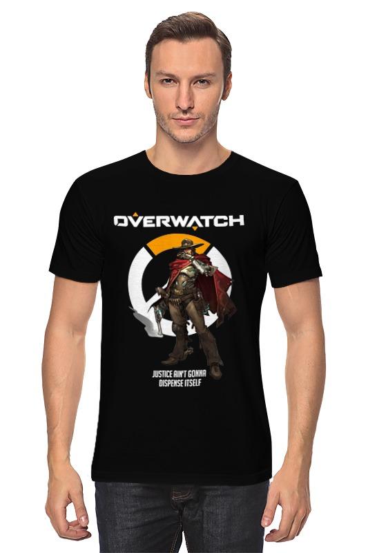 Printio Overwatch. маккри худи print bar маккри