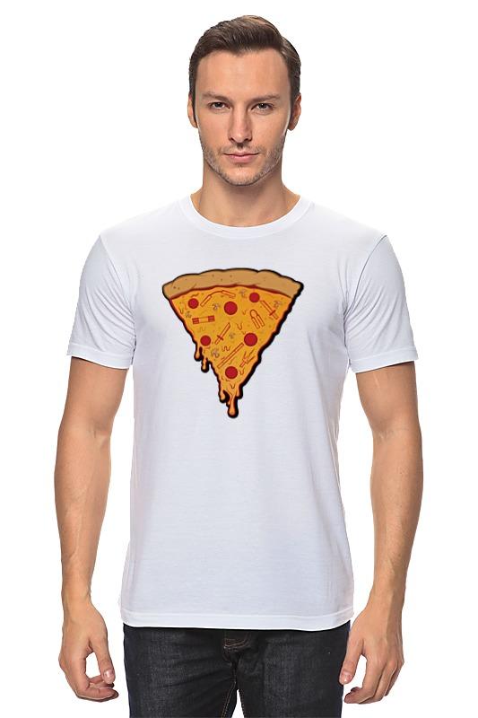 Футболка классическая Printio Пицца футболка классическая printio пицца