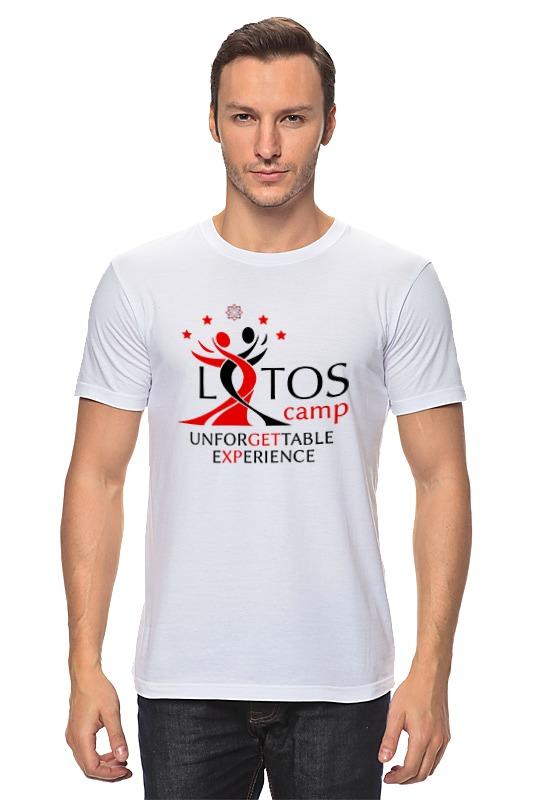 Футболка классическая Printio Unforgettable experience tees футболка классическая printio unforgettable experience tees