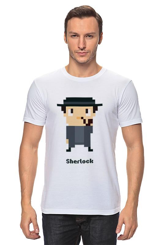 Printio Шерлок холмс ник картер американский шерлок холмс