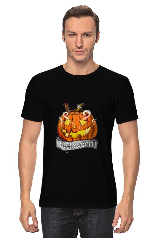 Футболка классическая Printio Helloween helloween chile