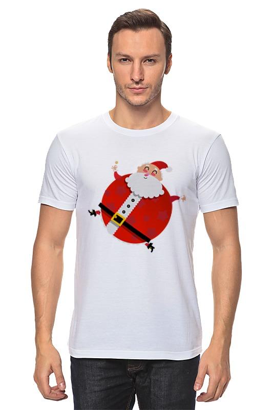 Футболка классическая Printio Santa цены онлайн