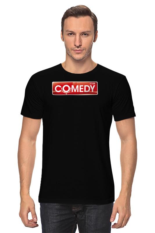 Футболка классическая Printio Comedy club майка классическая printio comedy club