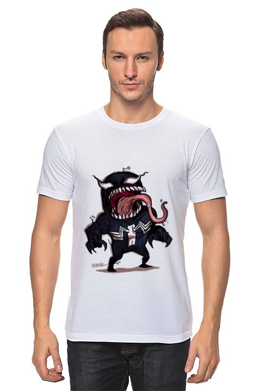 Футболка классическая Printio I am venom