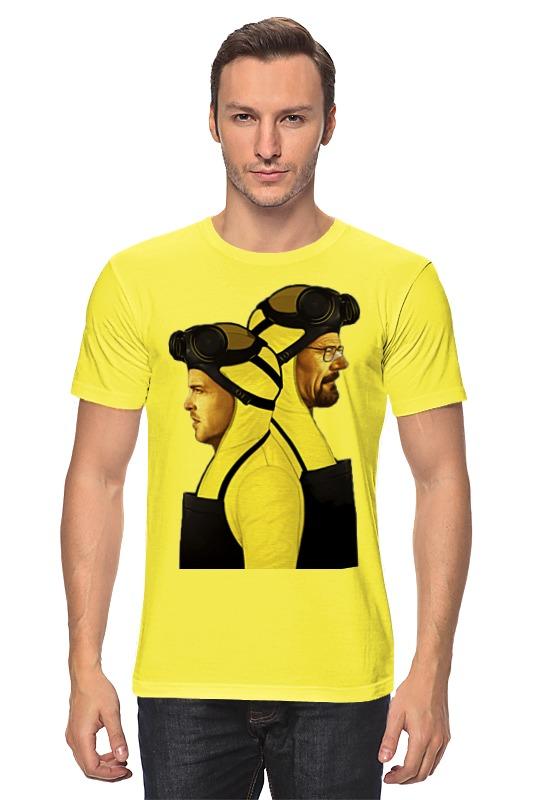 Printio Breaking bad. jesse and walter. футболка с полной запечаткой мужская printio breaking bad jesse pinkman walter white